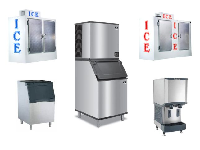 Capital Equipment | Ice Machine Sales, Rentals, Leasing and