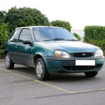 Ford Fiesta tops list of scrapped cars