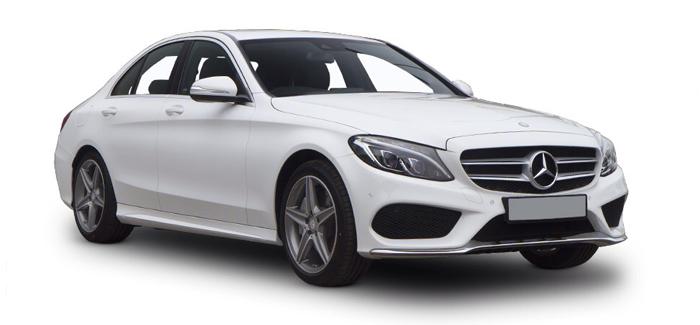 New Mercedes C220 BlueTEC AMG Line