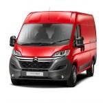 New Citroën Relay van