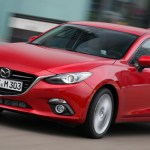 Mazda3 2.2D 150ps Hatchback Sport Nav