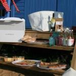 There are picnics and then there are Norfolk Deli picnics