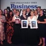 Norfolk Firm Wins Prestigious  Business Award