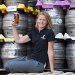 Woodforde's Appoint Master Brewer, Belinda Jennings