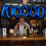 Longstanding Norwich Landlord Celebrates Pulling 1,000,000th Pint with Commemorative Brew