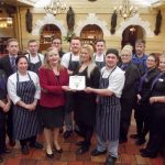 Maids Head Hotel Restaurant Norwich Awarded Second AA Rosette