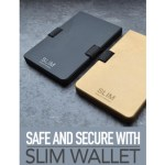 Safe & Secure with the Slim Wallet