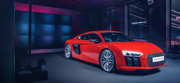 Audi R8 V10 Plus Coupe Review