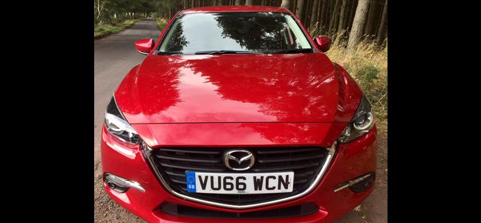 2017 Mazda 3 Review
