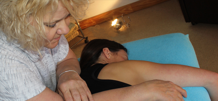 Ancient Japanese Therapy is helping Feltwell Folk feel better