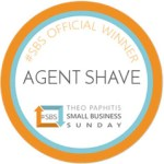 Norfolk based Agent Shave gets a Twitter Boost from Theo Paphitis!