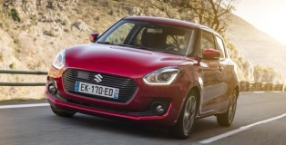 suzuki, swift, 2017, supermini, monaco, first, drive, review, motoring