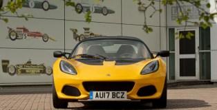 lotus, elise, best, ever, sprint, edition, exclusive, british, design