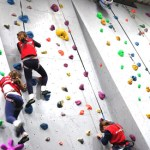 Norfolk climbing centre is inspiring the next generation of climbers
