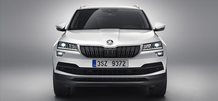 Skoda, Karoq, all, new, stockholm, launch, sweden