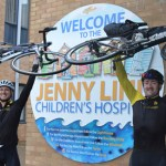 Norfolk cyclists conquer five cities in seven days for NNUH hospital charity