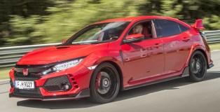 2018, Honda, Civic, Type-R, First, Drive