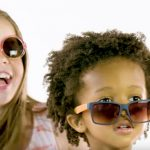 Are you protecting your children's eyes from the sun this summer?