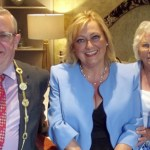 The Watts Family Return to Celebrate Maids Head Hotel Feature Rooms Project