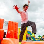 World's Longest, Continuous, Inflatable Obstacle Course Is Coming To Norfolk