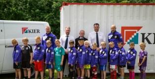Kier Living Eastern, Norwich, youth, football, club, kier, living, eastern, house builder