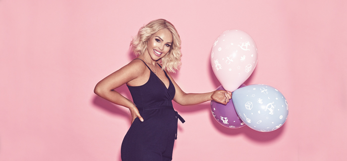 Katie Piper Launches Maternity Collection With Want That Trend.Com