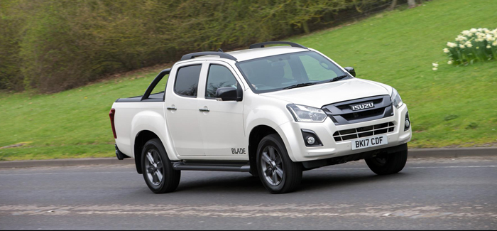 2017 Isuzu D-Max Blade reviewed