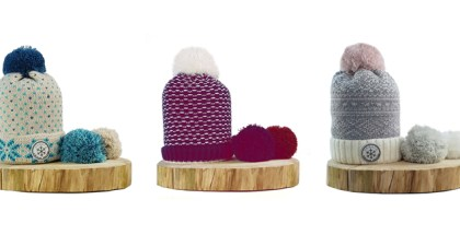 Customisable Your Bobble Hat This Autumn / Winter