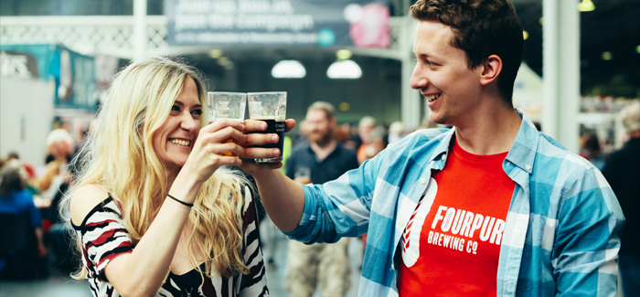 The Great British Beer Festival Winter - 20th-24th February 2018