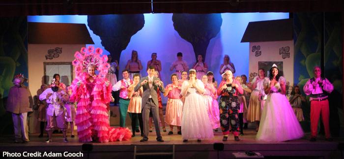 Fakenham and District Light Operatic Society
