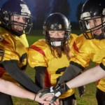 Have you ever watched American Football and wondered what it would be like to play?