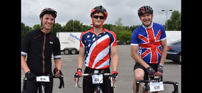 Entries open for NNUH charity bike ride