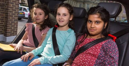 Scores of parents are cutting corners on safety when driving with their kids