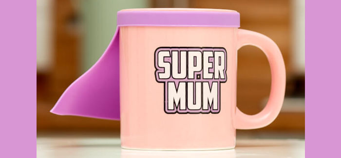 Super Hero, Super Mum