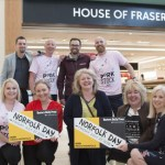 Porkstock Pop-Up At House Of Fraser For Norfolk Day