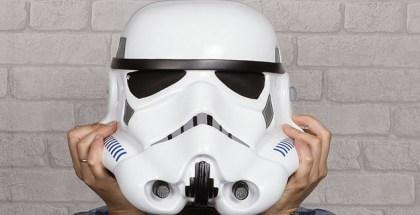 The Original Stormtrooper Bluetooth Speaker