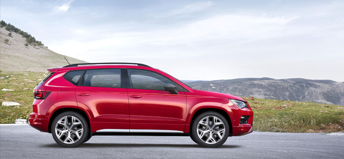 seat ateca fr 2.0 tdi 4drive 190ps 7-speed dsg review