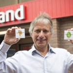 Iceland has become the first supermarket in the UK to sell plastic-free chewing gum