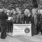 Norwich Community Choir plan to end 10th anniversary year on a high with a unique adaptation of Allegri's Miserere