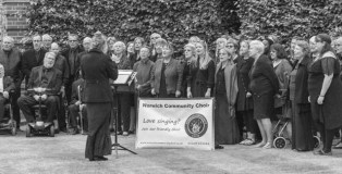 Norwich Community Choir plan to end 10th anniversary year