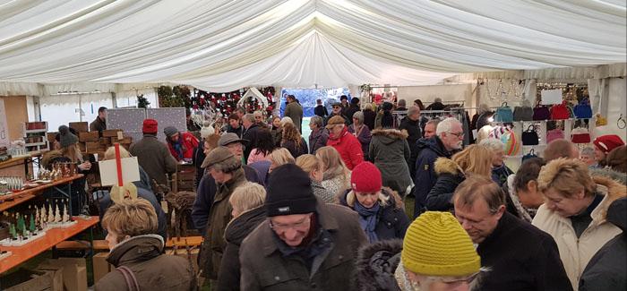 Deepdale Christmas Market - 10th Annual Market