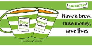 Banish The Monday Blues With A Samaritans Brew
