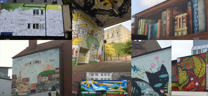 Norwich's £10,000 international call out to artists