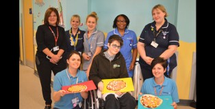 Children's kitchen idea launched at NNUH