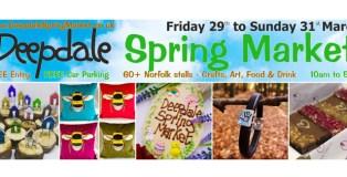 Deepdale Spring 2019 market