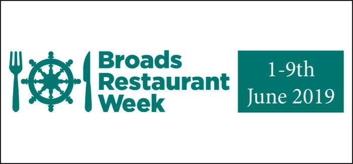 The first ever Broads Restaurant Week