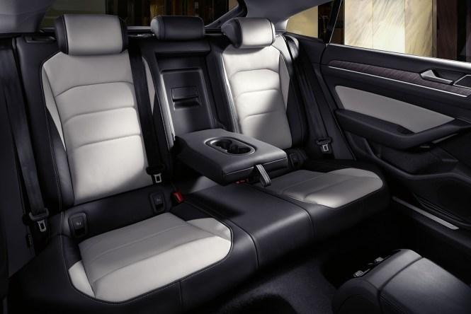 Volkswagen Arteon Elegance seats