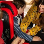 Third of parents have broken the law by transporting someone else's son or daughter without a child seat