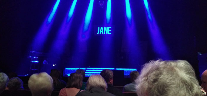 Jane McDonald Live! Review by Alex Wiseman