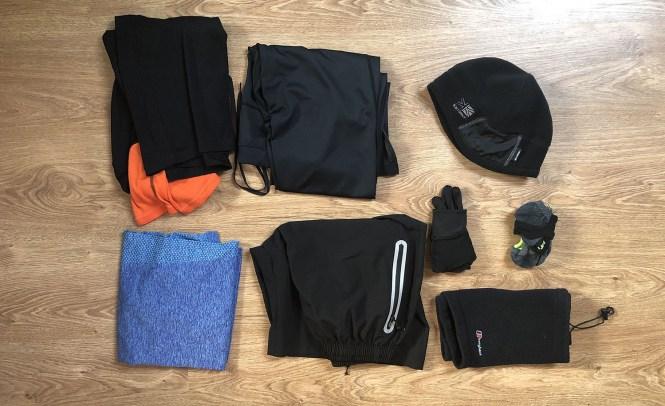 Winter Runner Kit